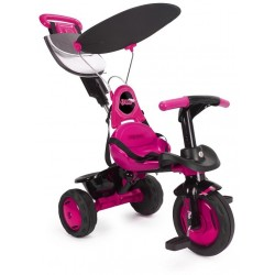 Triciclo Free Pink Injusa