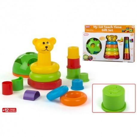 Conjunto juguetes bebé actividades
