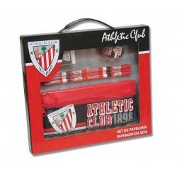 Set Papelería Athletic Club de Bilbao 6 piezas