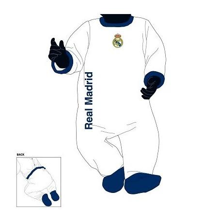 Oferta rebajas Pelele del Real Madrid