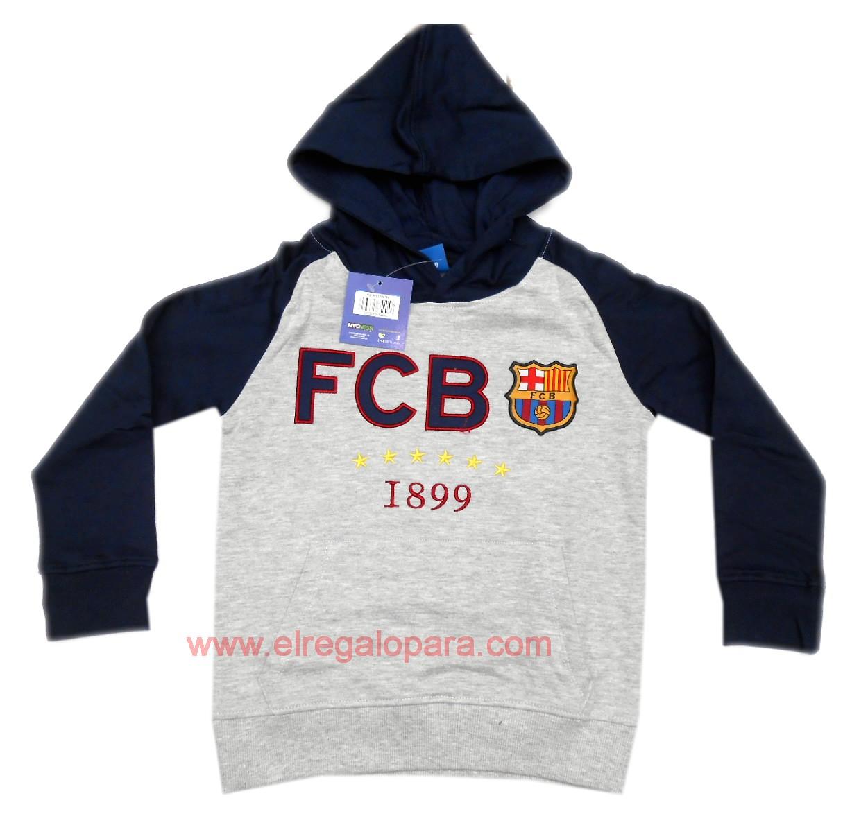79cf64da7f72b Sudadera Fútbol Club Barcelona niño - Comprar productos del Fc Barcelona
