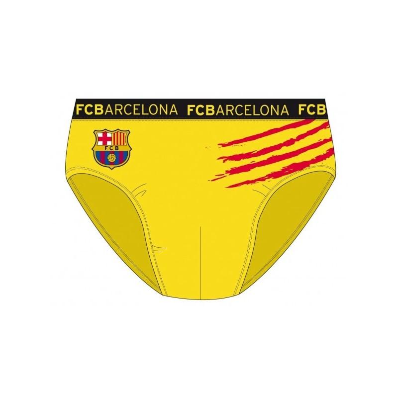 Calzoncillo Slip FC Barcelona adulto - Comprar tienda productos ... 842306a9ab2