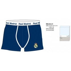 Calzoncillo boxer Real Madrid adulto