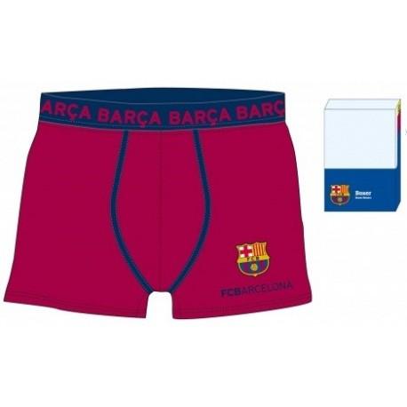 Calzoncillo Boxer FC Barcelona adulto