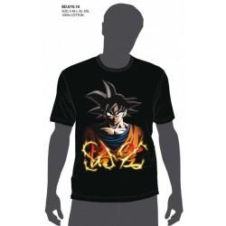 Camiseta Bola de Dragón Z Goku adulto Dragon Ball