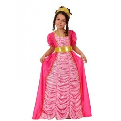 Disfraz niña princesa lujo 5 a 9 años