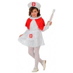 Disfraz enfermera de 7 a 12 años