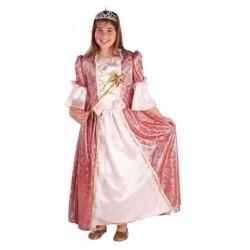 Disfraz princesa rosa infantil 6 años