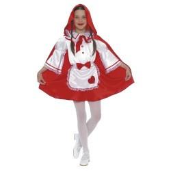 Disfraz caperucita roja 7-9 años