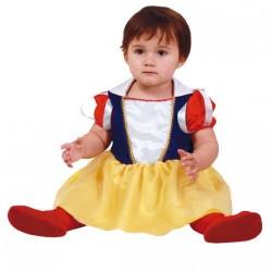 Disfraz bebé Blanca Nieves 1 a 24 meses