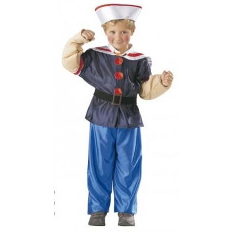 Disfraz infantil marinero 6 años