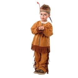 Disfraz bebé Indio de 1 a 24 meses