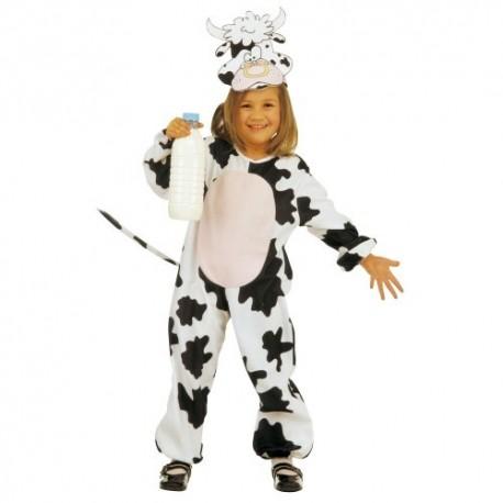 Disfraz infantil vaca 2 a 4 años