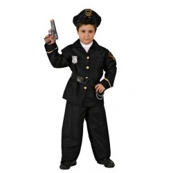 Disfraz infantil niño policía 7 a 12 años