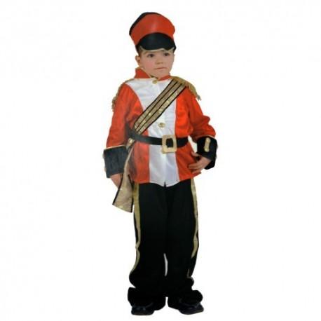Disfraz soldado 10-12 años