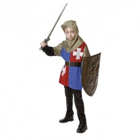 Disfraz niño guerrero medieval 5 a 11 años
