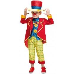 Disfraz infantil payaso 1 a 4 años