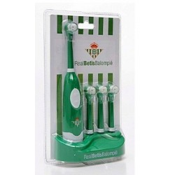 Cepillo de dientes Real Betis Balompié electrónico