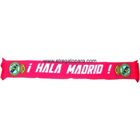 Bufanda Real Madrid doble Rosa