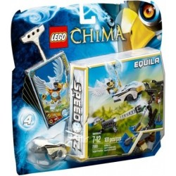 Lego 70101 Chima Campo de Prácticas