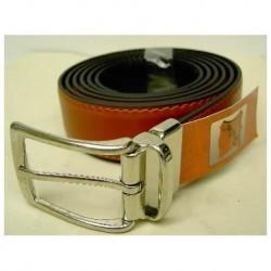 Cinturón caballero piel largo especial 130cm
