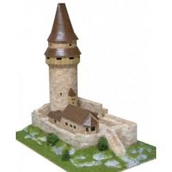 Maqueta torre Stramberk Truba Aedes Ars 1269