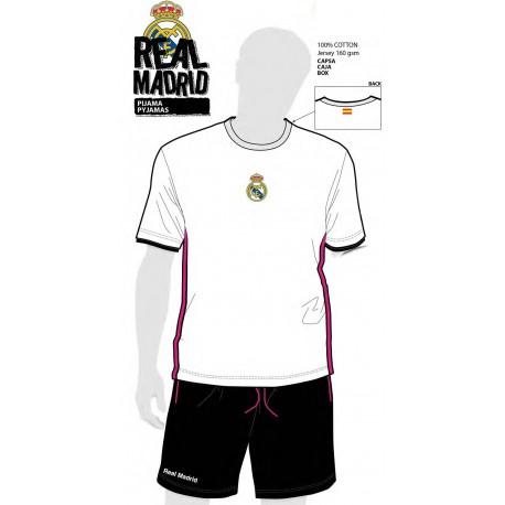 Pijama niño Real Madrid verano