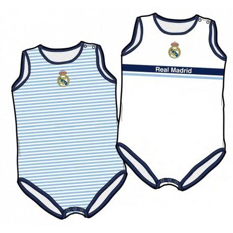 Pack Bodys Real Madrid 2und