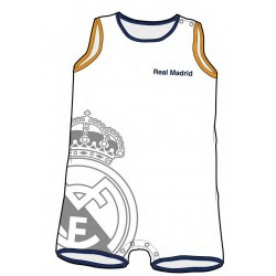 Pelele Real Madrid para bebé