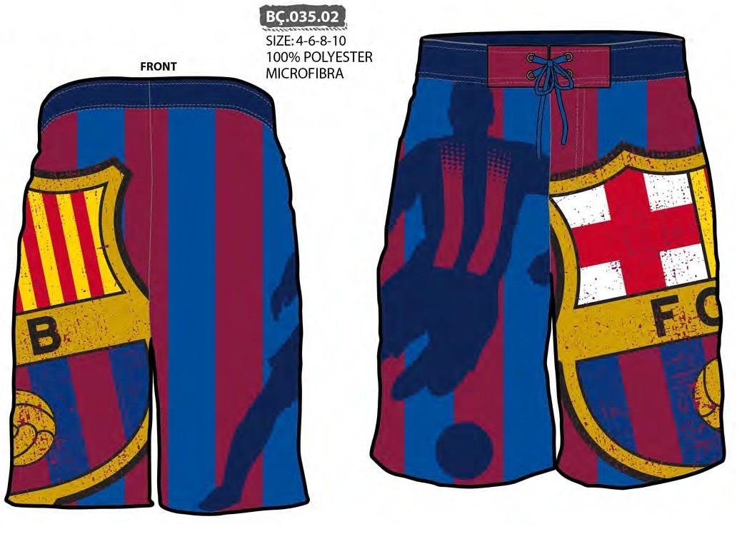 Tienda Fútbol Niño Bañador Fc Del Club Productos Comprar Barcelona 4S3Ajqc5LR