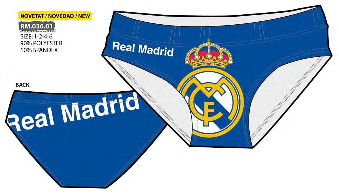 304ab0913 Bañador Real Madrid niño - Comprar tienda productos del Real Madrid