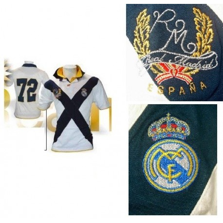 Polo Real Madrid niño
