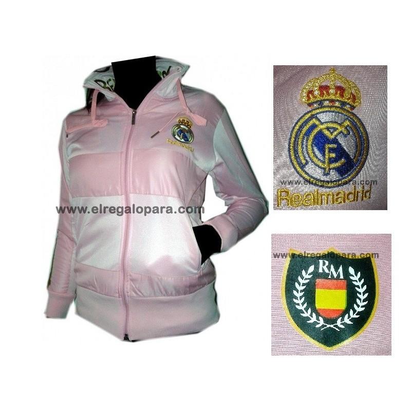 0e64311545e45 Sudadera Real Madrid rosa mujer - comprar real madrid