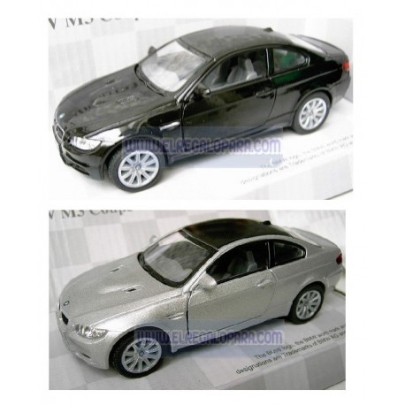 BMW M3 Coupe Kinsmart escala 1:36
