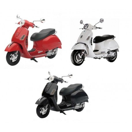 Vespa GTS 300 Super Escala 1:12