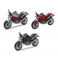 Ducati Monster 1100 New Ray 1:12