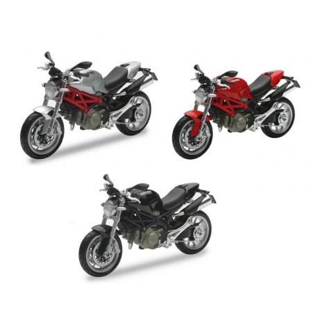Ducati Monster 1100 New Ray 1:12