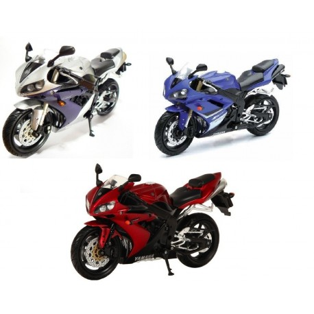 Yamaha YZF-R1 escala 1:12 New Ray
