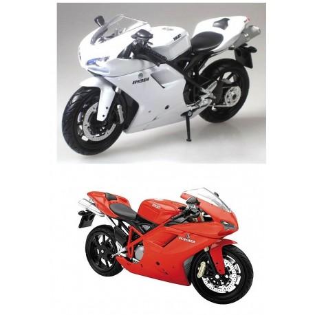 Ducati 1198 NewRay Escala 1:12