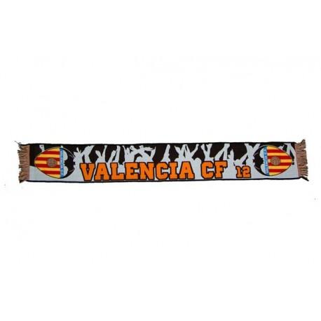 Bufanda del Valencia Club Fútbol afición - Comprar productos oficiales