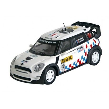 Coche Mini Countryman Rally 1:43 Guisval Pierre Campana