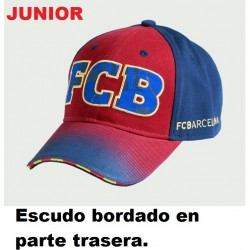 Gorra Fútbol Club Barcelona Junior