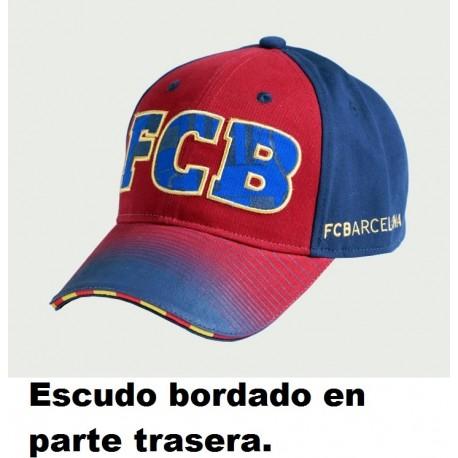 Gorra Fútbol Club Barcelona FCB