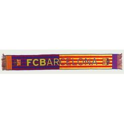 Bufanda del Fútbol Club Barcelona 140x20cm