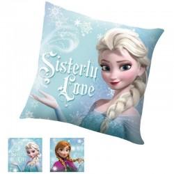 Cojín Frozen 40x40cm con dos imágenes