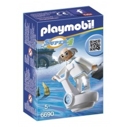 Playmobil 6690 DR X Playmobil Super4