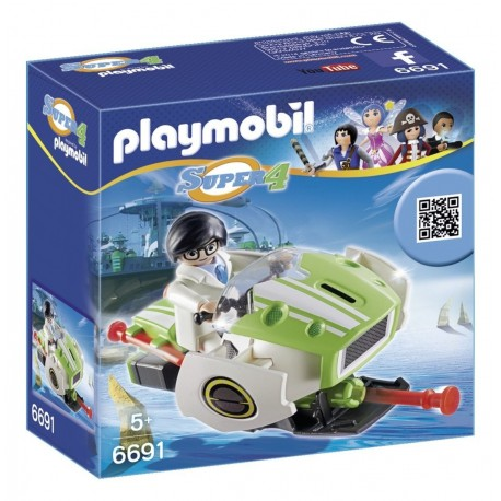 Playmobil 6691 Skyjet Playmobil Super4