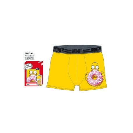 Calzoncillo Boxer The Simpsons adulto
