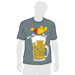 Camiseta The Simpsons adulto