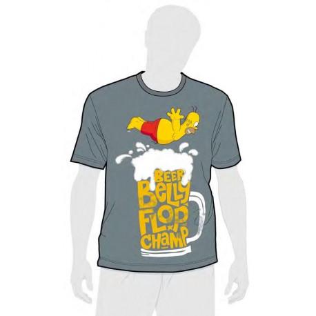 Camiseta The Simpsons adulto